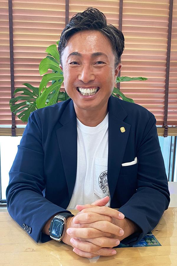 代表取締役社長 香川 直哉